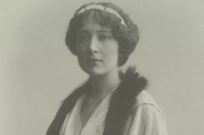 Edith Dunn Stone, wife of Chester Beatty © Trustees of Chester Beatty Library