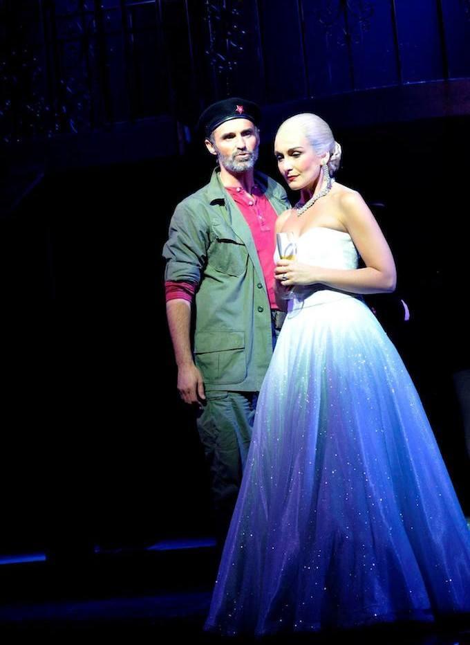 Evita starring Marti Pellow