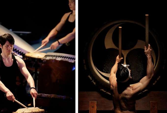 Kodo bring their Legend show to Dublin in February