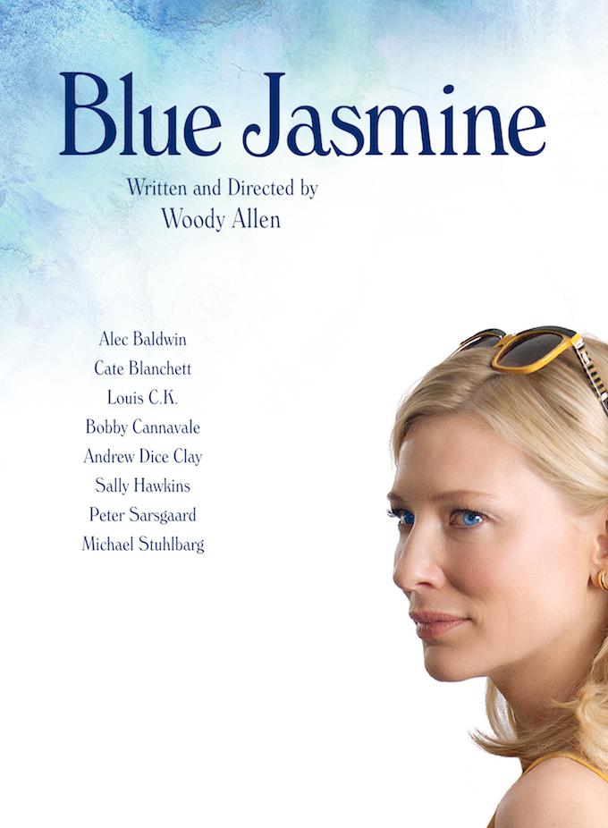 Blue Jasmine starring Cate Blanchett
