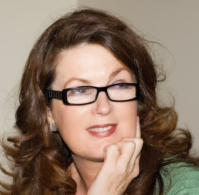 Novelist and playwright Christine Dwyer Hickey