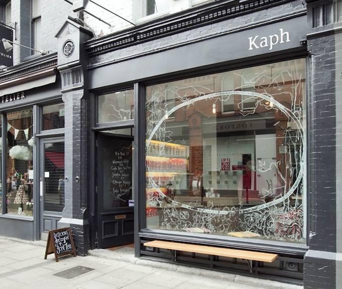 Kaph café in Dublin