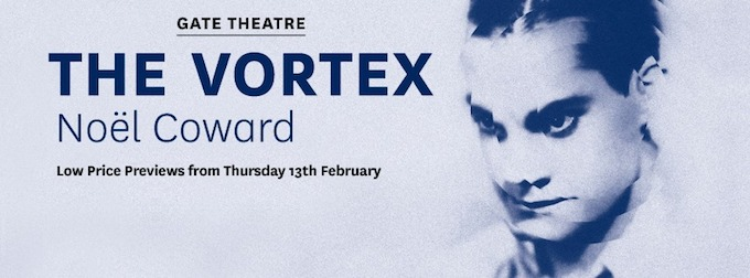 The Vortex by Noel Coward in the Gate Theatre Dublin