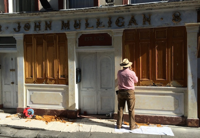 Mulligan's of Poolbeg Street in Dublin