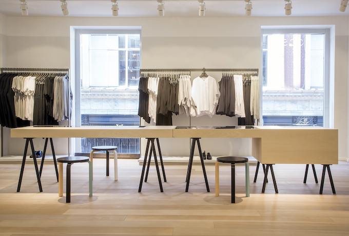 New Cos store in Dublin