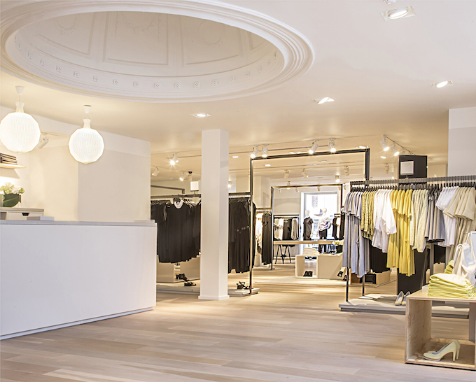Cos store in Dublin opens April 2014
