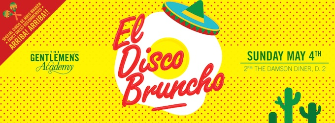 Disco Brunch this May bank holiday in Dublin