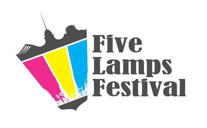 Five Lamps Festival in Dublin 2014