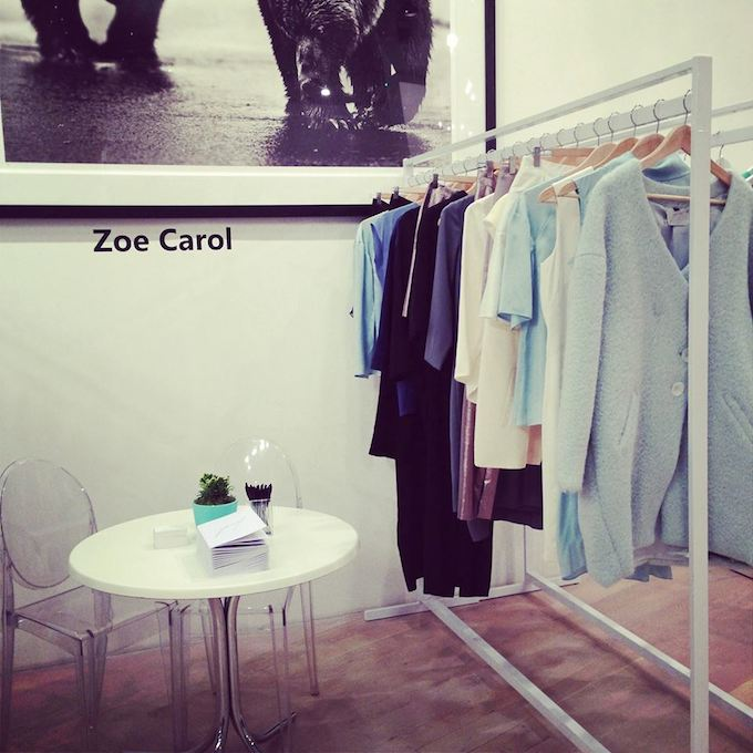 Be first in line for a sneak preview of the fantastic Zoë Carol Autumn Winter 2014 collection before it even hits the shops