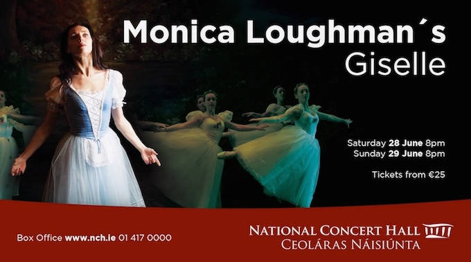 The quintessential romantic ballet, Giselle, is on at NCH in Dulbin