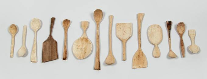 Spoons by James Carroll