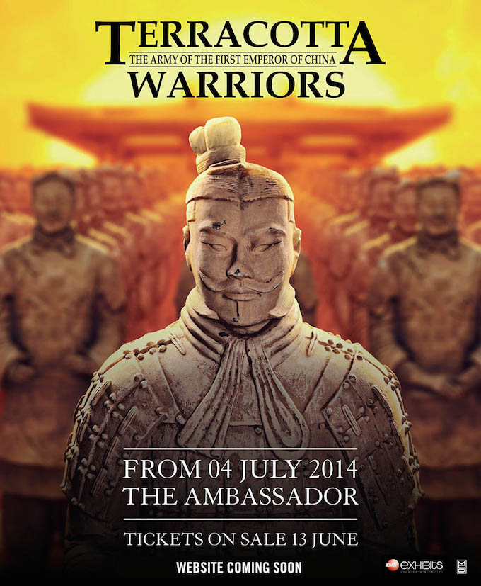 The Terracotta Warriors at the Ambassador