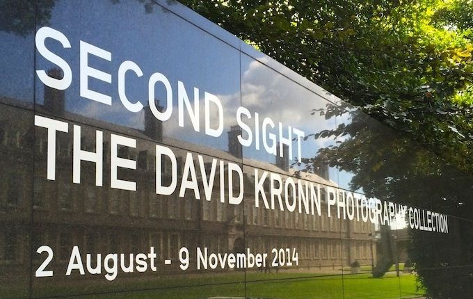 David Kronn Second Sight Exhibition @ IMMA