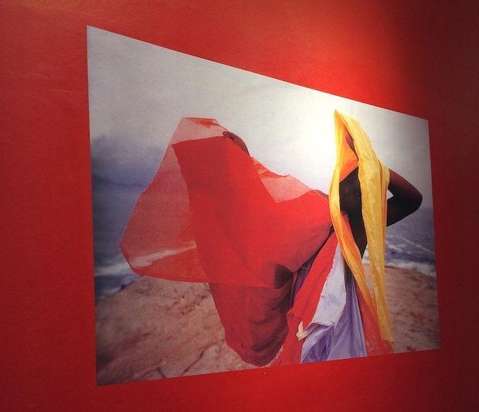 Hélio Oiticica artwork at IMMA