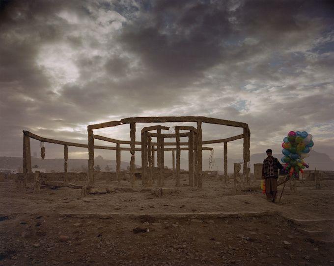 Simon Norfolk - Afghanistan 2001