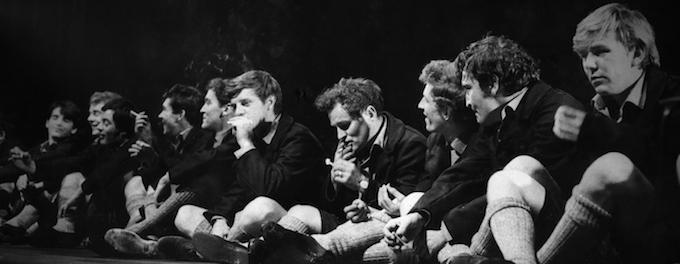 Borstal Boy at the Abbey Theatre in Dublin, 1969