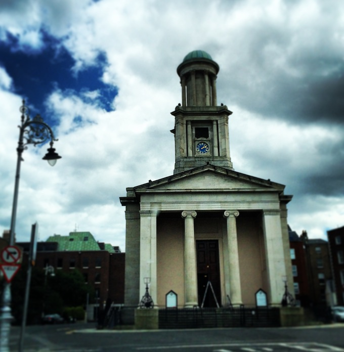 Pepper Canister Church in Dublin