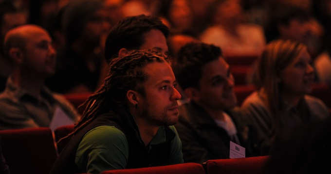 aAttendees at 2013 TEDxDublin