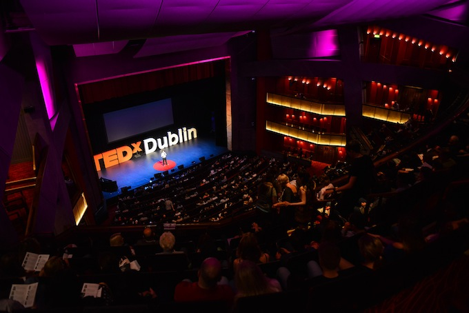 TEDxDublin 2013 at Bord Gáis Energy Theatre