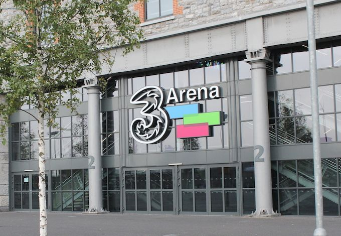 3Arena in Dublin