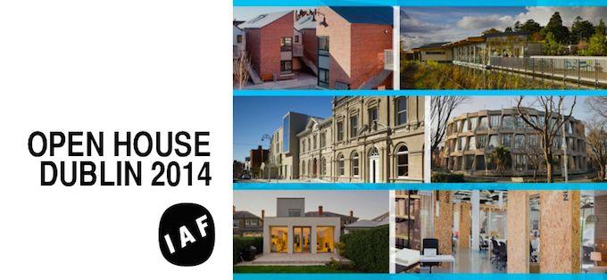 Open House Dublin 2014