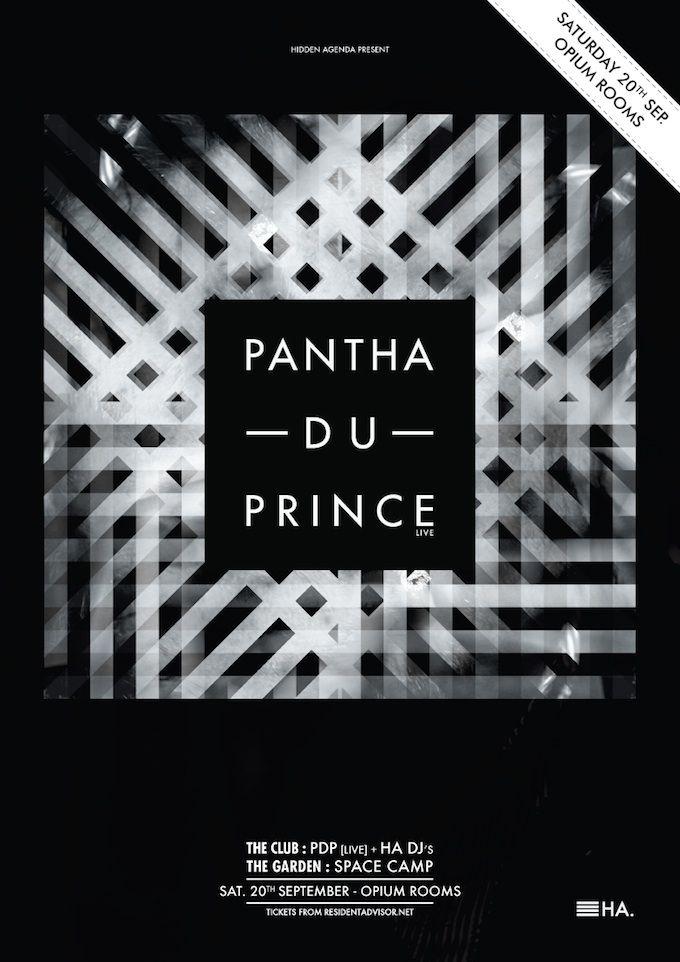 Hidden Agenda present Pantha du Prince