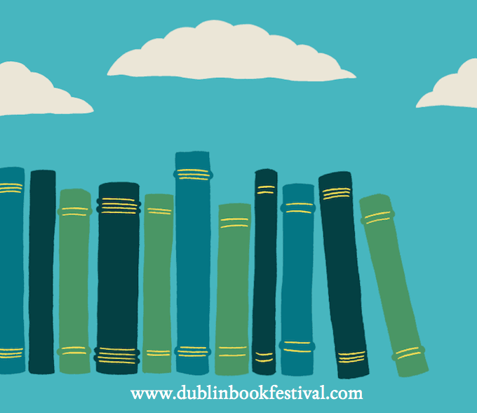 Dublin Book Festival November 2014