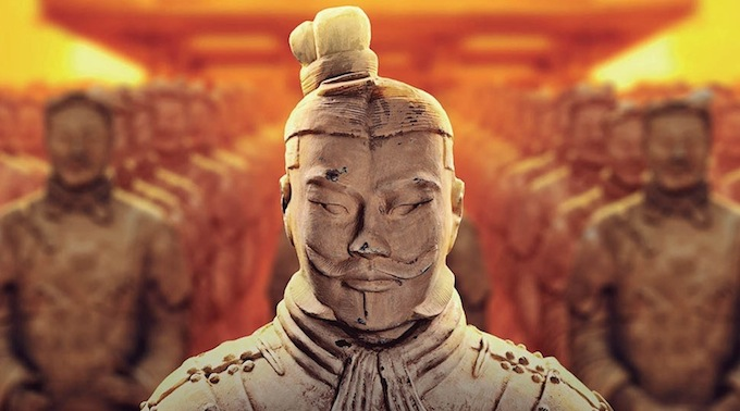 Terracotta Warriors at Ambassador in Dublin