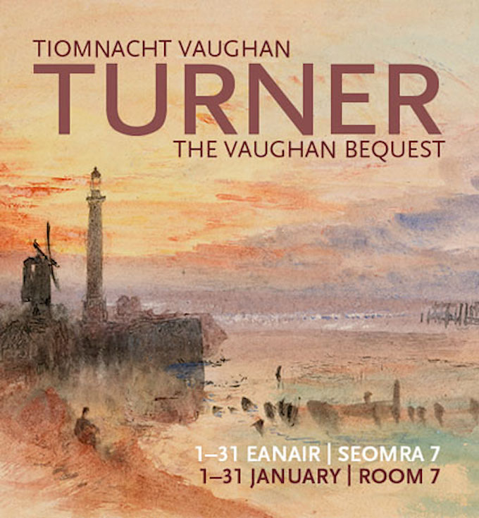Turner exhibition at National Gallery of Ireland