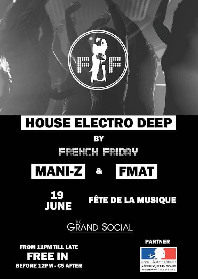 French Friday at The Grand Social