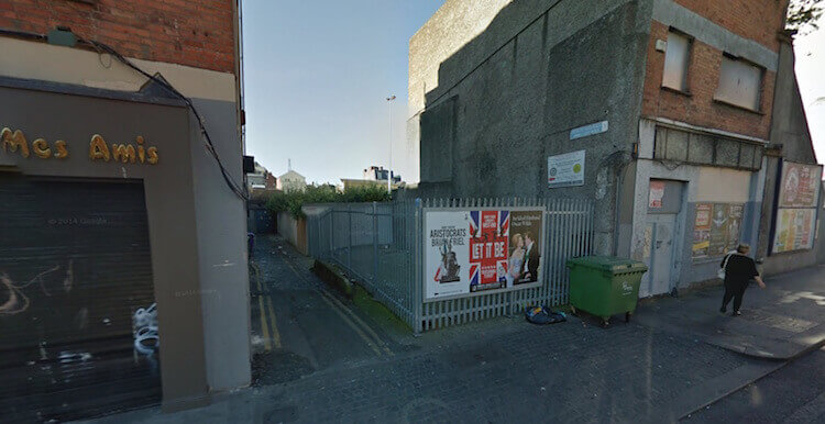 reusing dublin vacant space on abbey street in dublin