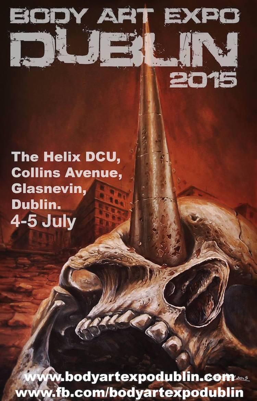 body art expo dublin 2015