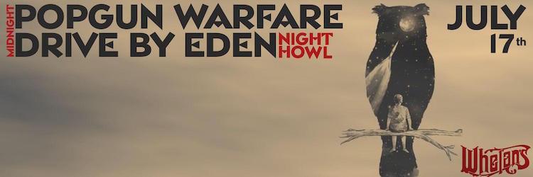 night howl wheelman's july 2015