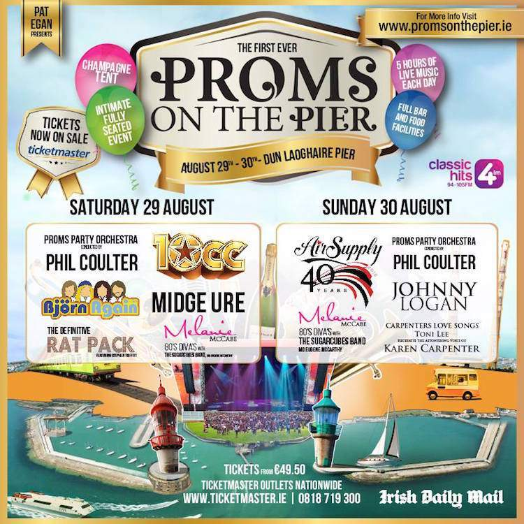 Proms on the Pier 2015