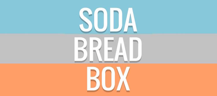 Soda Bread Box in Dublin