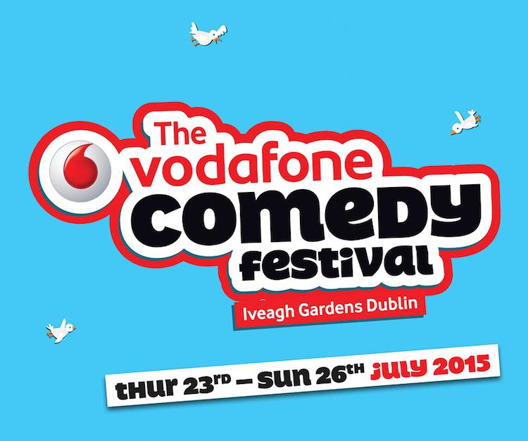 Vodafone Comedy Festival 2015