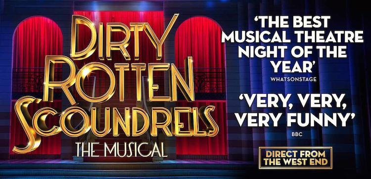 Dirty Rotten Scoundrels @ BGET Dublin
