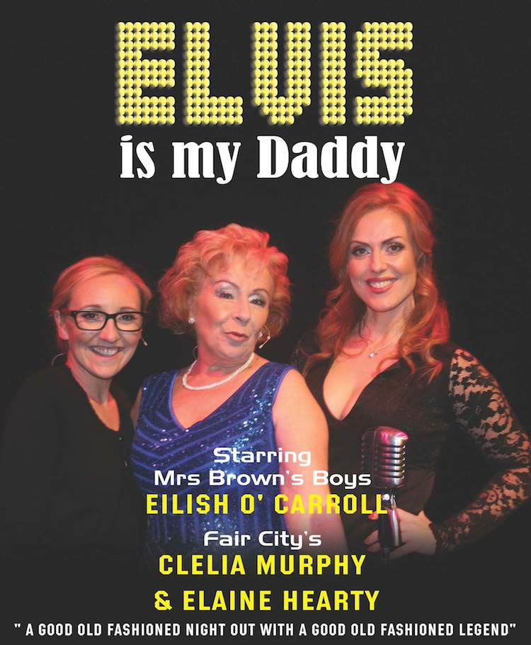 Elvis is My Daddy poster