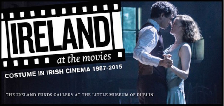 Ireland at the Movies exhibit at the Little Museum