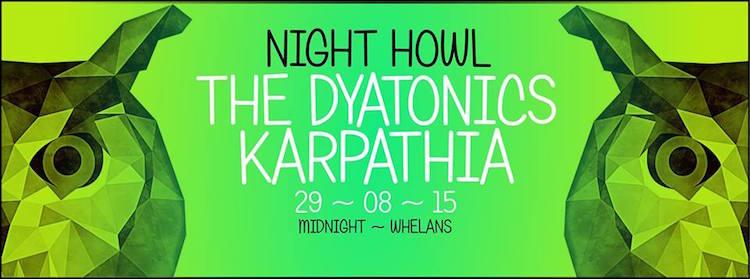 Night Howl at Whelan's