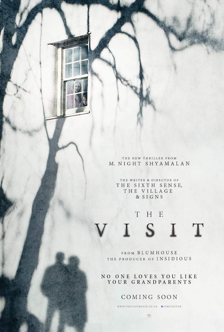 The Visit [2015] movie poster