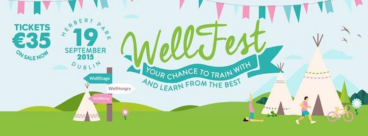 WellFest 2015 in Herbert Park Dublin