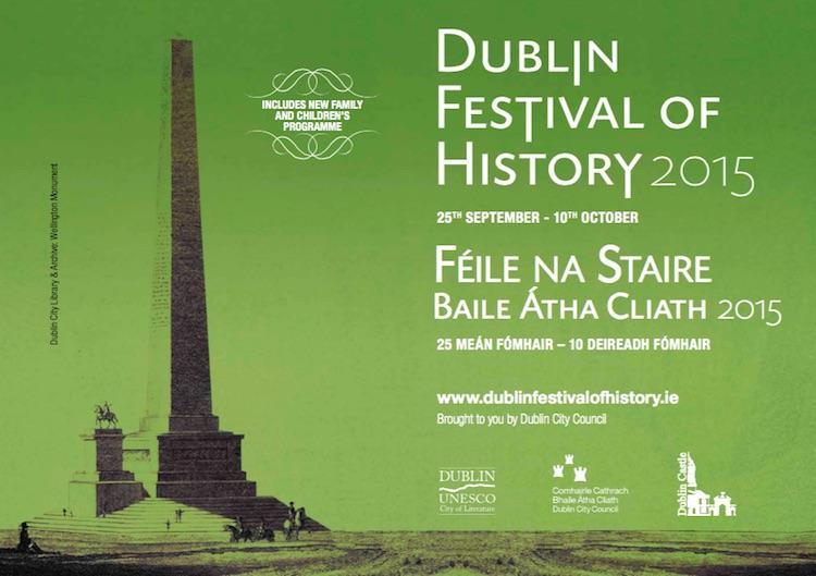 Dublin Festival of History 2015
