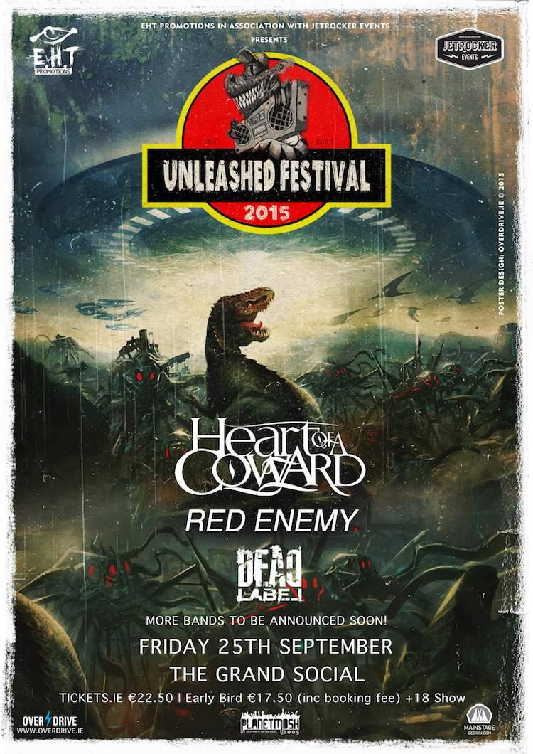 Unleashed Festival @ TGS Dublin