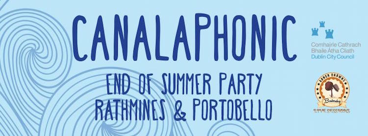 Canalaphonic End of Summer Party 2015