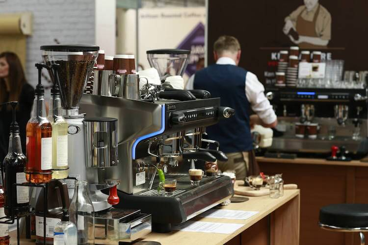 Dublin Coffee and Tea Festival 2014 at the RDS