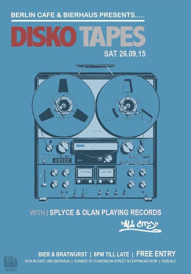 Disko Tapes @ Berlin