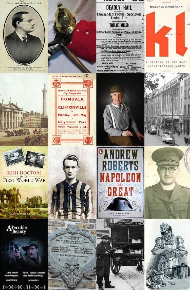 Dublin Festival of History events 2015