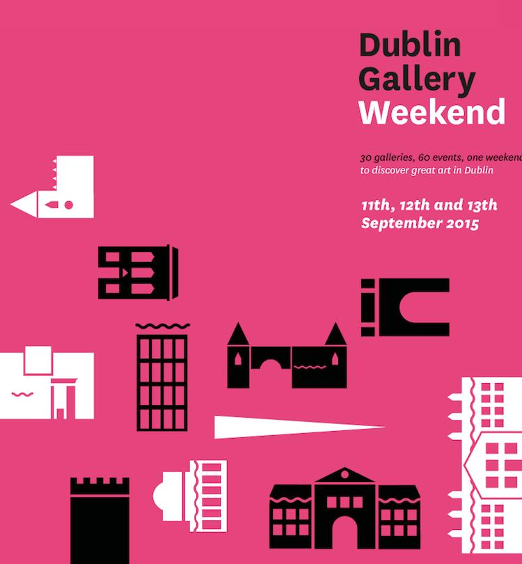 Dublin Gallery Weekend 2015