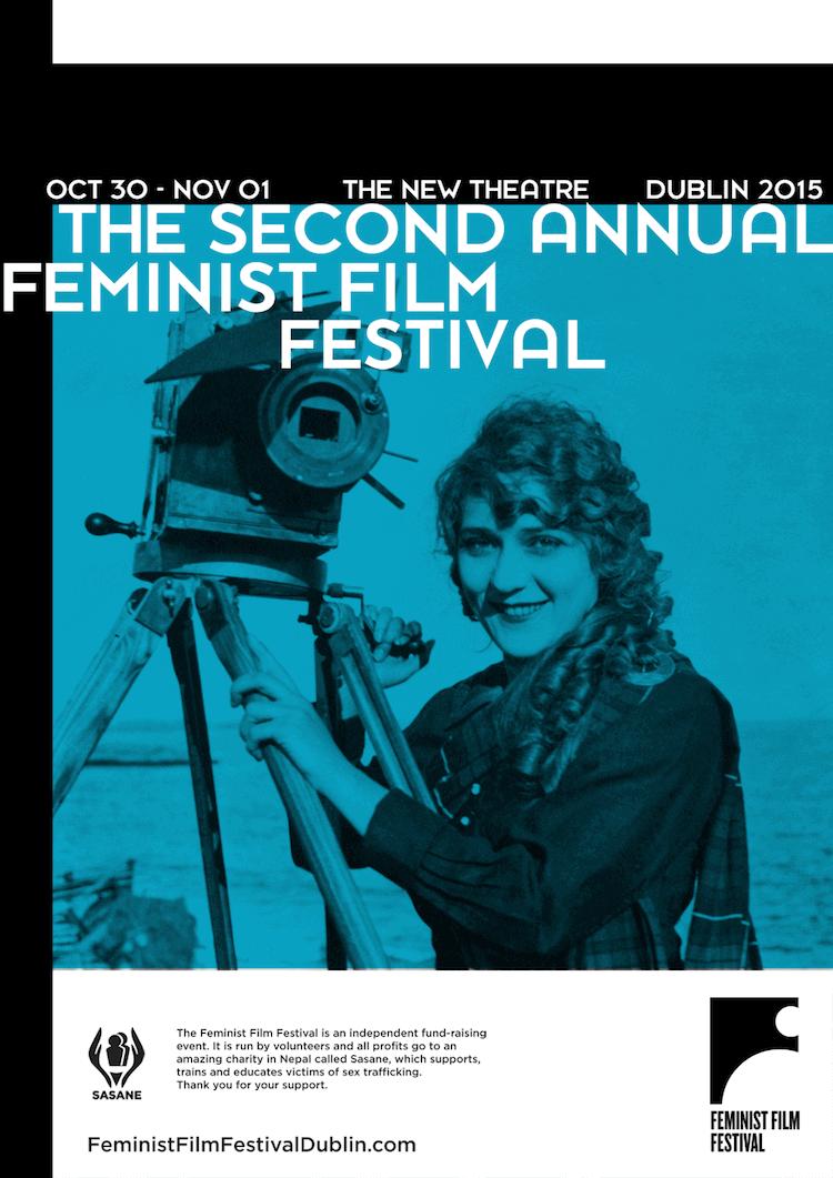 Feminist Film Festival 2015 Dublin poster